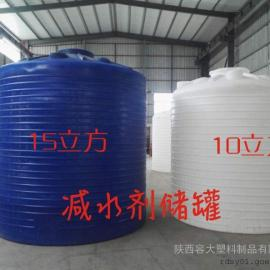塑�z水塔/PE水箱/塑料水塔耐摔耐酸�A腐�g