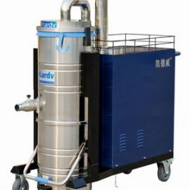 凯德威大功率工业吸尘器DL-7510|车间大量粉尘用吸尘器