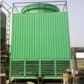 玻璃钢方形横流式冷却塔设计合理 价格适中