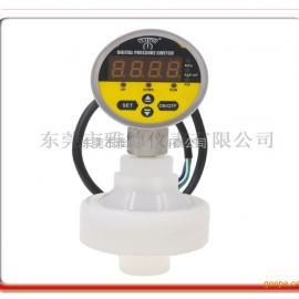 厂家直销PP隔膜式数显电接点压力表数显智能控制隔膜压力表