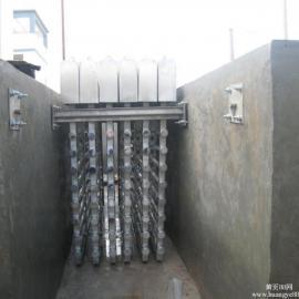 生活污水明渠式紫外线消毒器JM-UVC-框架式紫外线