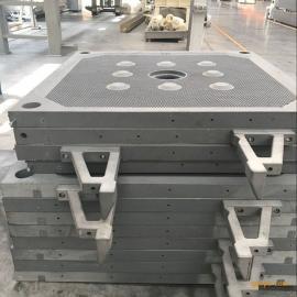防渗漏滤板 厢式压滤机滤板 板框压滤机滤板 增强聚丙烯滤板