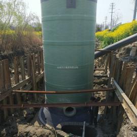 一体化污水水提升泵站 城市污水提升设备