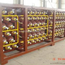煤气集装格,气瓶集装箱,CNG储气瓶组