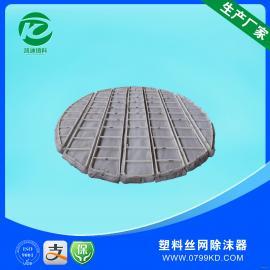 厂家*生产塑料丝网除沫器高效除雾器除沫器气液分离器