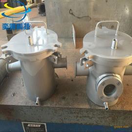 不锈钢强磁除铁器 铁屑过滤器
