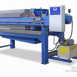 厂家专业生产 耐温防腐压滤机隔膜板框压滤机 东龙压滤机