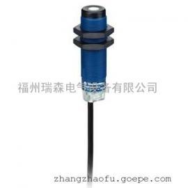 超声波圆柱形传感器XX518A3NAL2施耐德资质分销