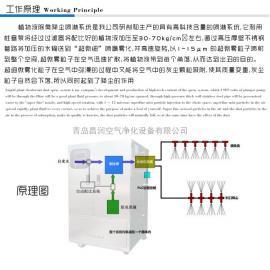 化工厂高压除臭机垃圾中转站除臭喷雾高压微雾除臭设备