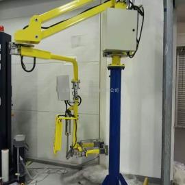 上海劲容全气动助力机械手 ,移动式机械手 助力搬运机