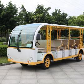 河南景区、物业接待电动观光车