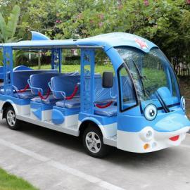 郑州游乐场景区电动观光车
