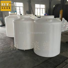 柏泰一站式滚塑水箱/聚乙烯食品级塑料蓄水塔