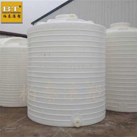 安顺10吨耐酸碱盐酸储罐/化工防腐塑料水塔厂家