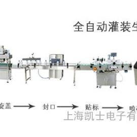 1L-4L全自动液体灌装机价格