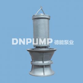 天津 井筒式紧急排水轴流泵