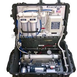小型太�能海水淡化�O�淙债a560L