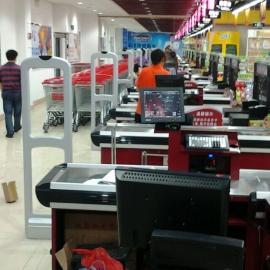 北京三佳超市声磁防盗设备 超市防盗报警器