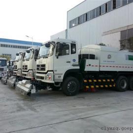 10吨15吨东风天锦高压清洗车价钱