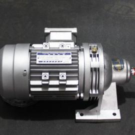 WB100-180~750W WB系列微型减速机 可做制动电机可带刹车