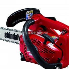 新大华280TS 单手油锯 日本新大华12寸油锯 进口油锯