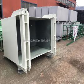 槽型皮带机导料槽,输送机无动力除尘导料槽,双密封除尘导料槽