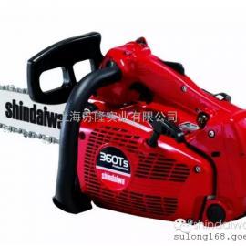 日本新大华360TS单手油锯 新大华日本进口油锯 伐木机