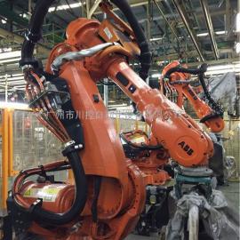 ABB机器人维修保养|ABB机器人售后维修中心
