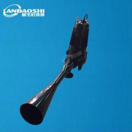 7.5KW射流式潜水曝气机配GAK100自耦装置