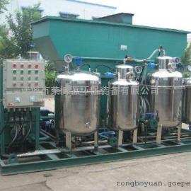 热销过滤积聚设备 RBR 斜板堆积池工作原理 无作用力型