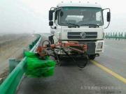 高速公路护栏清洗车