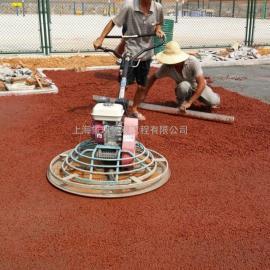 上海透水地坪配合比