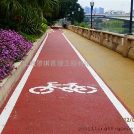 上海无砂混凝土-透水地坪(厂家直销)-景观人行道高渗透地坪