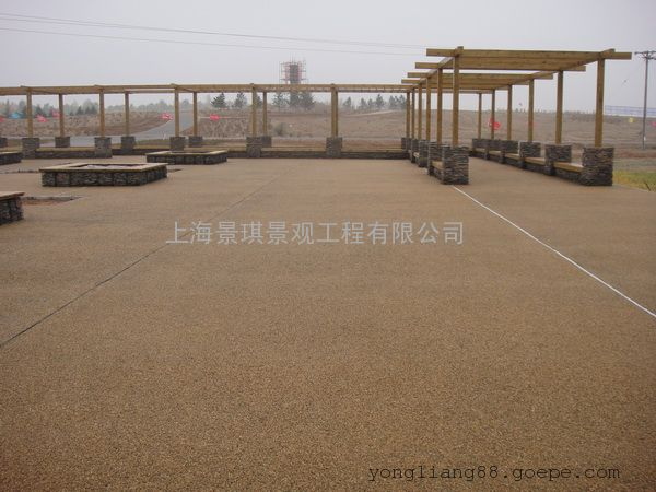 透水混凝土施工优惠/环保强固型胶结料价格/生产透水胶凝剂厂家