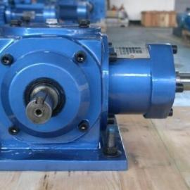 T系列螺旋伞齿轮传动箱(锥齿轮转向箱/转向器/换向器)