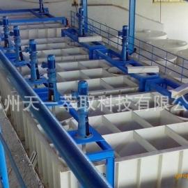 废水处理设备、萃取槽处理农药污染中的含酚废水