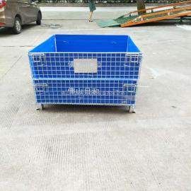 长期批发出售 物流行业专用仓储笼 折叠式仓库笼