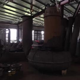 泵站专用潜水轴流泵混流泵-天津东坡高扬程污水泵