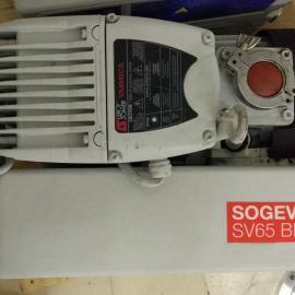出售及维修研究所实验室专用LEYBOLD SV65BI莱宝旋片真空泵