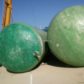 和龙市玻璃钢化粪池的优势丨专业生产销售玻璃钢化粪池厂家