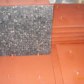 淄博赢驰可更换抗冲击氧化铝陶瓷橡胶三合一复合板