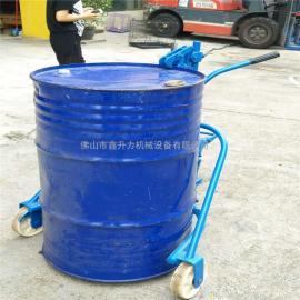 长期供应油桶装卸车油桶运输车 优价出售