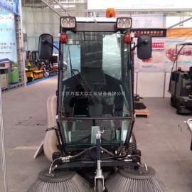 FH-2519电动扫地车 多功能扫地车 驾驶式扫地车
