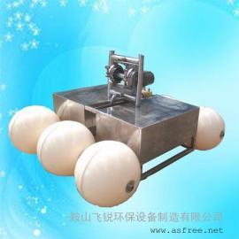 浮式撇油器 供应飞锐电厂专用污水站隔油池浮动滚筒收油器