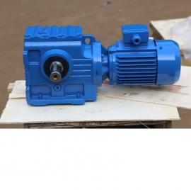 K系列斜齿-螺旋锥齿轮减速机 四大系列齿轮减速机专业制造商