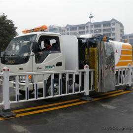 3吨城市护栏清洗车-,小型城市护栏清洗车