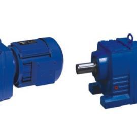 RF87搅拌器工业减速机 化工机械斜齿轮硬齿面减速机
