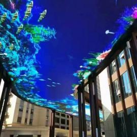 珠海宴会厅P3LED显示屏多少钱一平方米