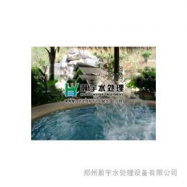 沈阳景观水处理设备 一体化游泳池设备 水体消毒设备