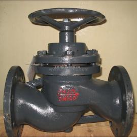 U41SM-10 铸铁柱塞阀